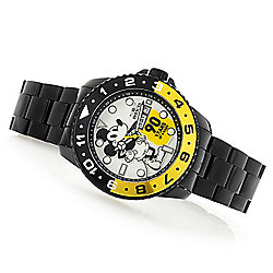 Invicta Disney® Mickey Mouse 90th Anniversary 44mm Pro Diver Ltd Ed Quartz Bracelet Watch