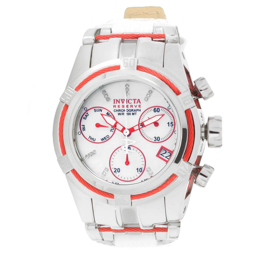 Invicta Reserve 42mm Bolt Zeus Chronograph Watch - 658-556