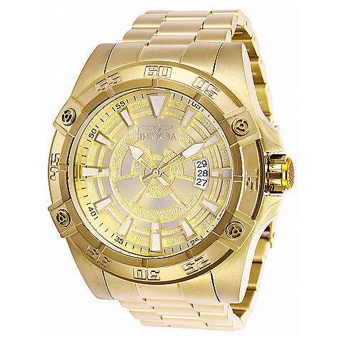 14a71a5d4 659-003- Invicta Men's 54mm Pro Diver Automatic Stainless Steel Bracelet  Watch