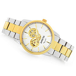 fc5003812 Image of product 659-207. QUICKVIEW. Invicta Men's 44mm Objet d'Art  Automatic Stainless Steel Bracelet Watch