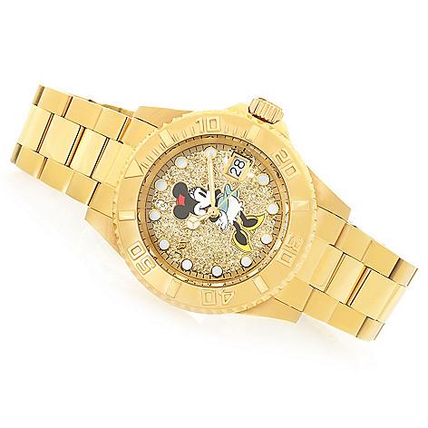 952960d66d0 659-265- Invicta Disney® 40mm Pro Diver Limited Edition Quartz Glitter Dial  Bracelet
