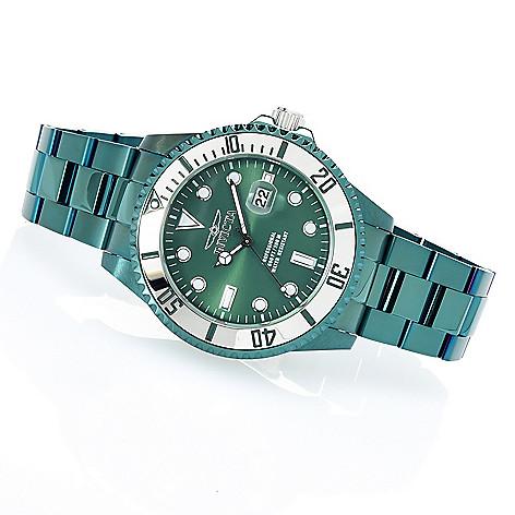 eca45d400a 659-273- Invicta Men s 47mm Pro Diver Quartz Stainless Steel Bracelet Watch