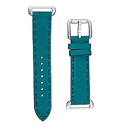 Fendi Women's Selleria Teal Leather Strap