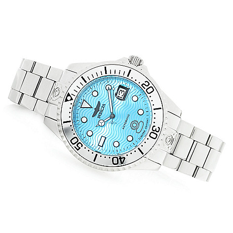 6feb46d1614 660-772- Invicta 38mm or 47mm Ocean Voyage Grand Diver Limited Edition  Automatic Bracelet