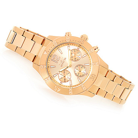 64217e4a2 Image of product 660-839. QUICKVIEW. Invicta Women's Angel Quartz Multi  Function ...