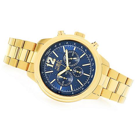 fe3b6f83381 660-880- Invicta Men s 50mm Aviator Quartz Chronograph Bracelet Watch w  3-