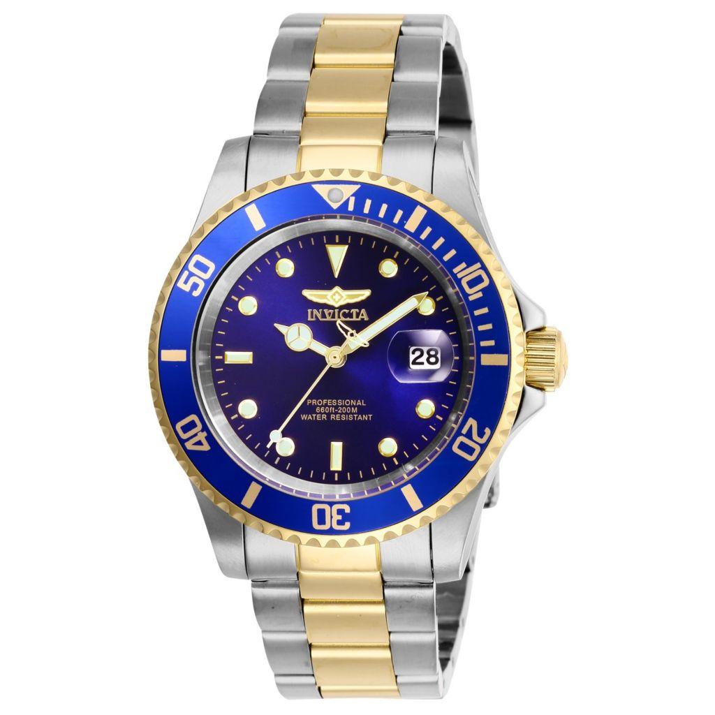 Invicta 40mm Pro Diver Quartz Watch - 661-518
