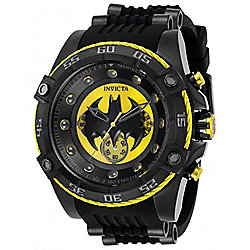 Invicta DC Comics Men's 52mm Speedway Viper Ltd Edition Quartz Chronograph Strap Watch