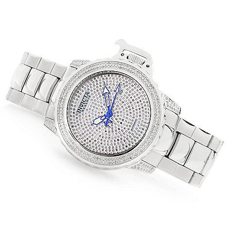 Invicta_Reserve_Mens_47mm_Subaqua_Noma_II_Swiss_Automatic Ltd_Edition_296ct Diamond_Bracelet_Watch