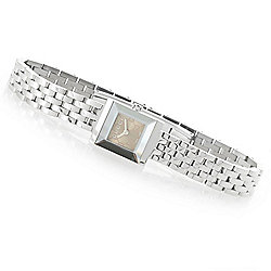 2439d6ad02f Gucci Women s G-Gucci Swiss Made Quartz Stainless Steel Bracelet Watch
