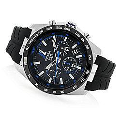 Pulsar Men's 47mm Joey Logano Sport Edition Solar Quartz Chronograph Silicone Strap Watch - 664-319