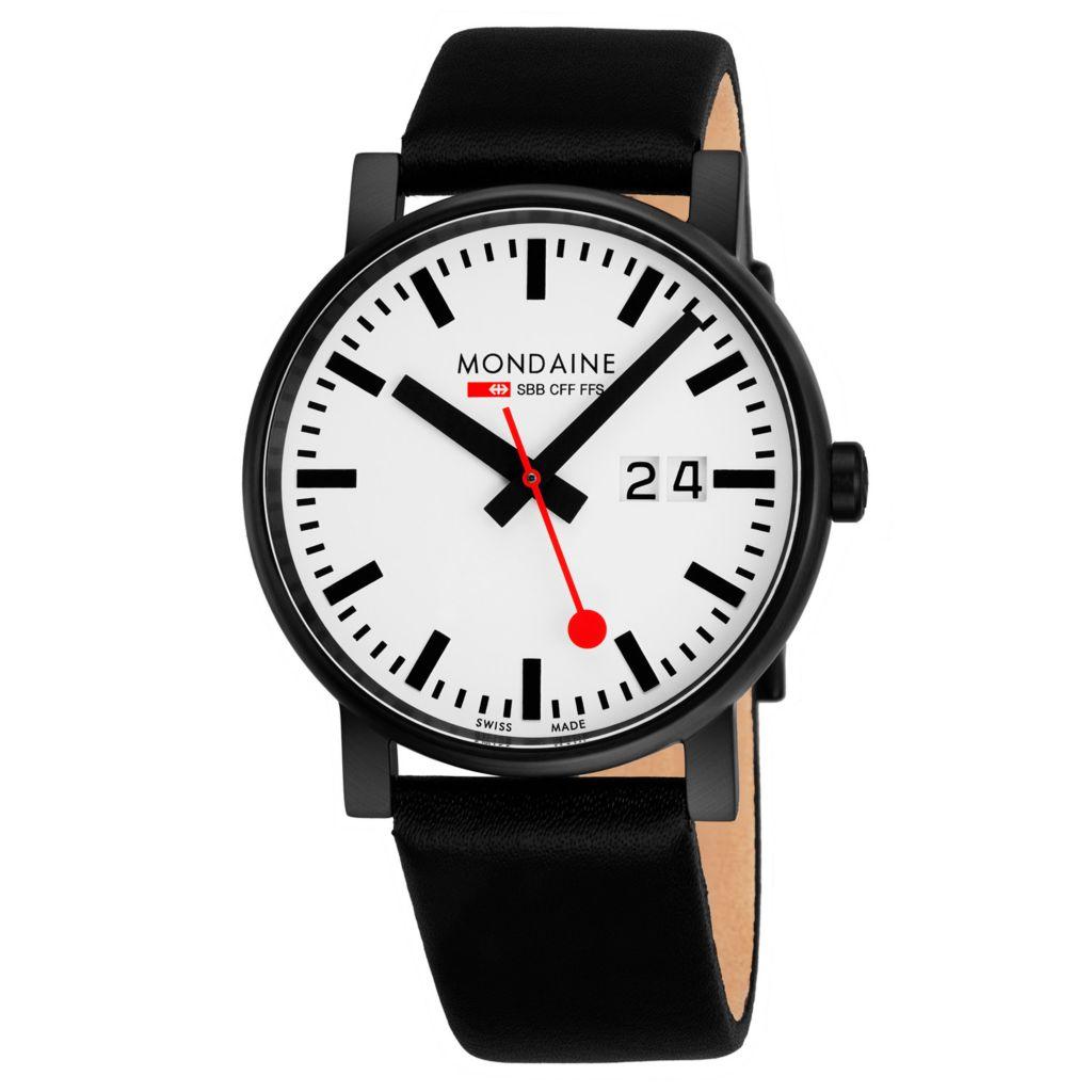 Mondaine 40mm Evo Swiss Made Watch - 665-287