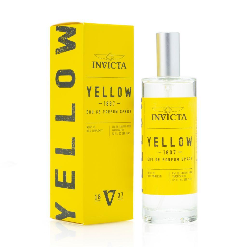 Invicta Yellow 1837 Eau de Parfum Spray - 666-062