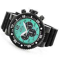 d91645238 Invicta Men s 52mm Pro Diver Quartz Black Silicone Strap Watch