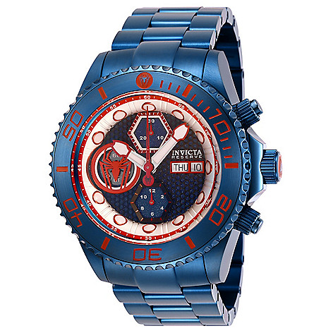 633ec3d50 667-174- Invicta Reserve Marvel Men's 47mm Grand Diver Limited Edition  Swiss Automatic Chronograph