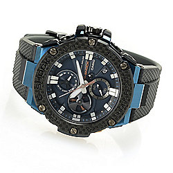 Casio 45mm G-Shock G-Steel Solar Quartz Strap Watch