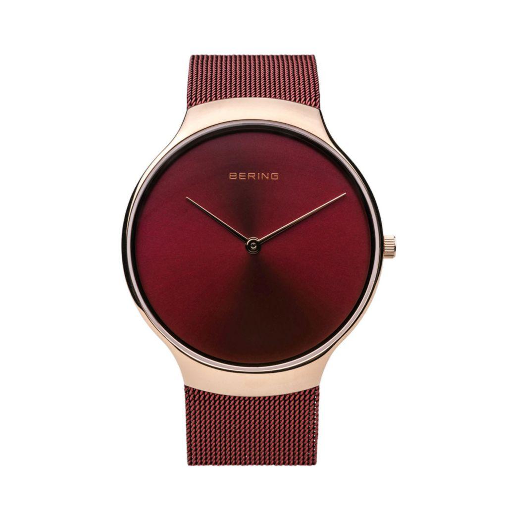 Bering 43mm Charity Quartz Bracelet Watch - 668-269