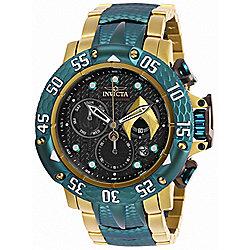 278597a00 Image of product 668-416. QUICKVIEW. Invicta DC Comics Men's 50mm Aquaman  Subaqua Poseidon Ltd Ed Swiss Quartz Chronograph Bracelet Watch