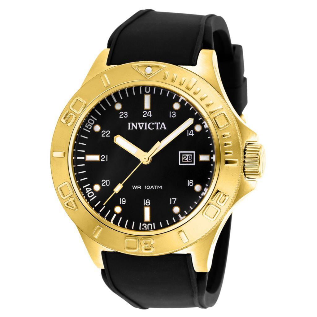 Invicta 47mm Pro Diver Aquarius Quartz Watch - 668-439