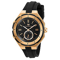 TechnoMarine Women's Cruise Quartz Silicone Strap Watch