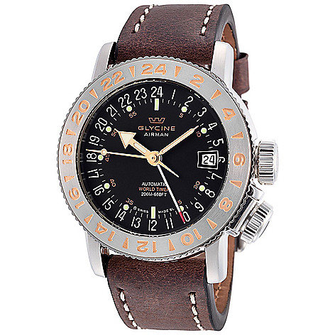 Glycine_Mens_39mm_Airman_18_Swiss_Made_Automatic_GMT_Date_Leather_Strap_Watch