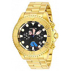 e25e688f7 Image of product 671-104. QUICKVIEW. Invicta Men's 47mm Popeye Limited  Edition Quartz Chronograph Stainless Steel Bracelet Watch