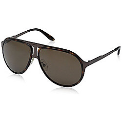 9adcbd972058 Carrera Men's 59mm Havana Aviator Frame Sunglasses