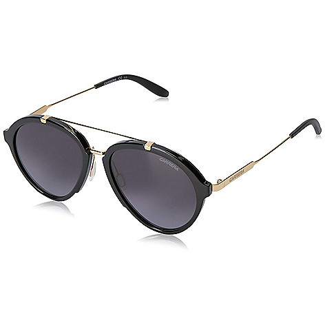0c23d0f4340c 671-459- Carrera Men's 54mm Gradient Lens Double-Bridge Round Frame  Sunglasses