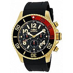 9637687e6 Image of product 671-476. QUICKVIEW. Invicta Men's 48mm Pro Diver Quartz  Chronograph Strap Watch ...
