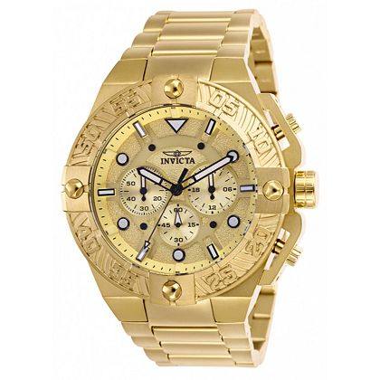 New Items Added Daily Discounts of up to 77% Off at ShopHQ | 672-445 Invicta Men's 50mm Pro Diver Quartz Chronograph Stainless Steel Bracelet Watch w 1-Slot Dive Case