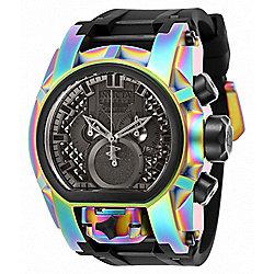 ad085dd28 Invicta Reserve Men's 52mm Bolt Zeus Magnum Swiss Quartz Chronograph Strap  Watch
