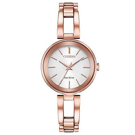 Citizen_Women's_Axiom_Eco-Drive_Bangle_Stainless_Steel_Bracelet_Watch