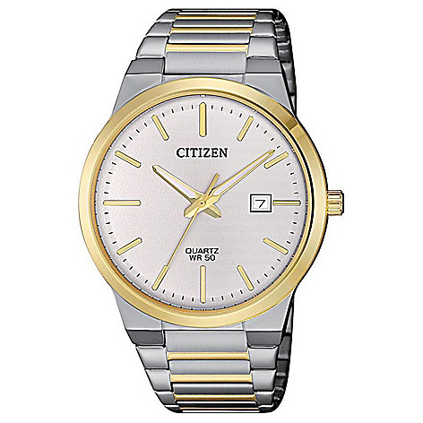 Citizen_Men's_39mm_Quartz_Stainless_Steel_Bracelet_Watch
