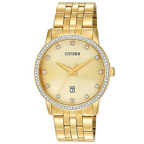 Citizen_Men's_40mm_Quartz_Bracelet_Watch_Made_w__Swarovski_Crystals