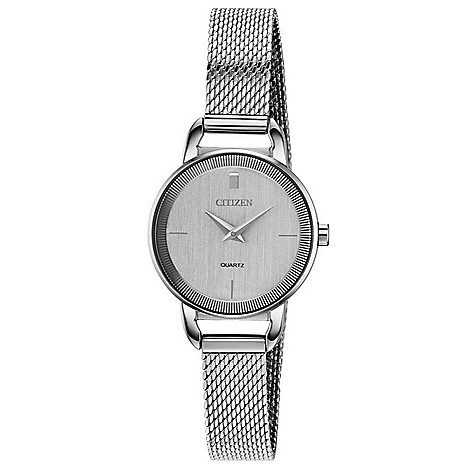 Citizen_Women's_Quartz_Stainless_Steel_Bracelet_Watch
