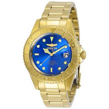Invicta Web Exclusive Rock Bottom Prices 674-537 Invicta Men's 37.5mm Pro Diver Quartz Stainless Steel Bracelet Watch - 674-537