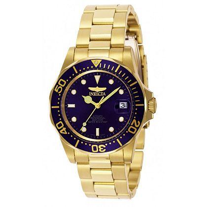 Invicta Classics - Starting at $49.99 -657-864 Invicta Men's 38mm Pro Diver Quartz Stainless Steel Bracelet Watch