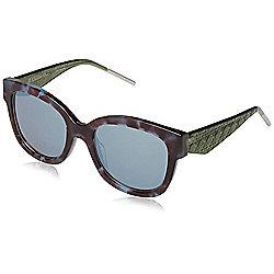675-306 - Christian Dior Very Dior 51mm Square Sunglasses w Case - 675-306