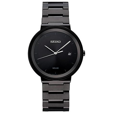Seiko_Men's_40mm_Solar_Powered_Date_Stainless_Steel_Bracelet_Watch