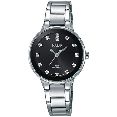 Pulsar_Women's_Easy_Style_Bracelet_Watch_Made_w__Swarovski_Crystals