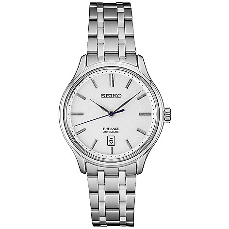 Seiko_Men's_41mm_Presage_Automatic_Date_Stainless_Steel_Bracelet_Watch