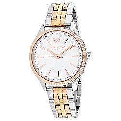 Michael Kors Women's Lexington Quartz Stainless Steel Bracelet Watch