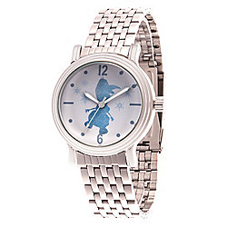 Disney® Women's Frozen 2 Olaf Vintage Quartz Alloy Bracelet Watch