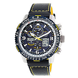 Citizen Men's 46mm Eco-Drive Promaster Skyhawk Sapphire Crystal Strap Watch