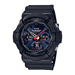 Casio Men's 47mm G-Shock Neo Tokyo Colors Solar Quartz Analog / Digital Multi Function Strap Watch