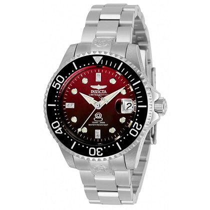 Invicta Pro Diver - 676-855 Invicta 38mm or 47mm Grand Diver Fade Limited Edition Automatic Diamond Accented Watch w3-Slot DC