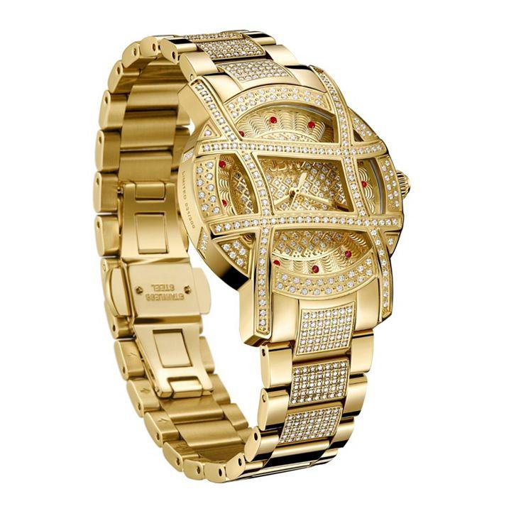 UP TO 90% OFF JBW Diamond Timepieces New Platinum Series Arrivals - 677-199 JBW Women's Olympia Platinum Series Ltd Edition Swiss Quartz Diamond Watch