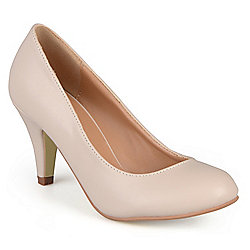 33fddb82d8c Image of product 723-684. QUICKVIEW. Journee Collection Women s Classic  Matte Finished Pumps