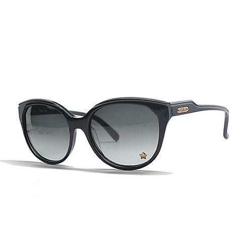 25bdb922ec 725-602- Chloé Blue Cat Eye Frame Sunglasses w  Case