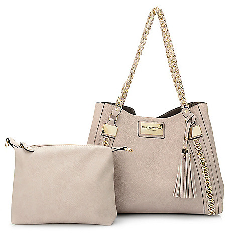 Marc New York Chain Tassel Detailed Per Bag W Pouch Removable Strap Evine